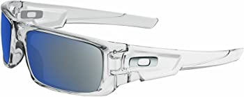 Oakley Crankshaft Clear Rectangular Sunglasses