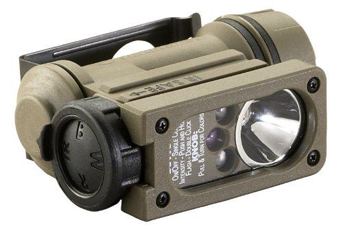 Streamlight 14512 Sidewinder Compact II Military Model Angle...