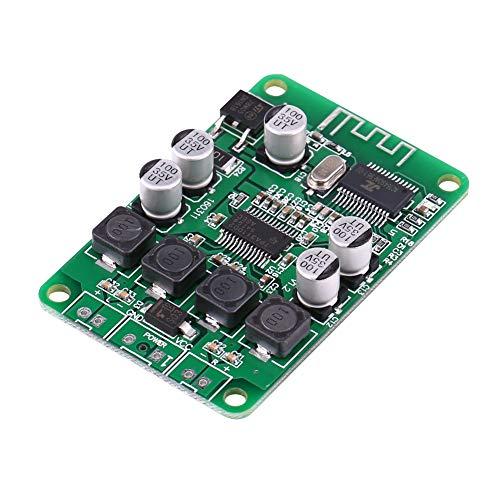 Tablero del amplificador - TPA3110 2x15W Tablero del amplificador de potencia de audio Bluetooth AMP para el altavoz