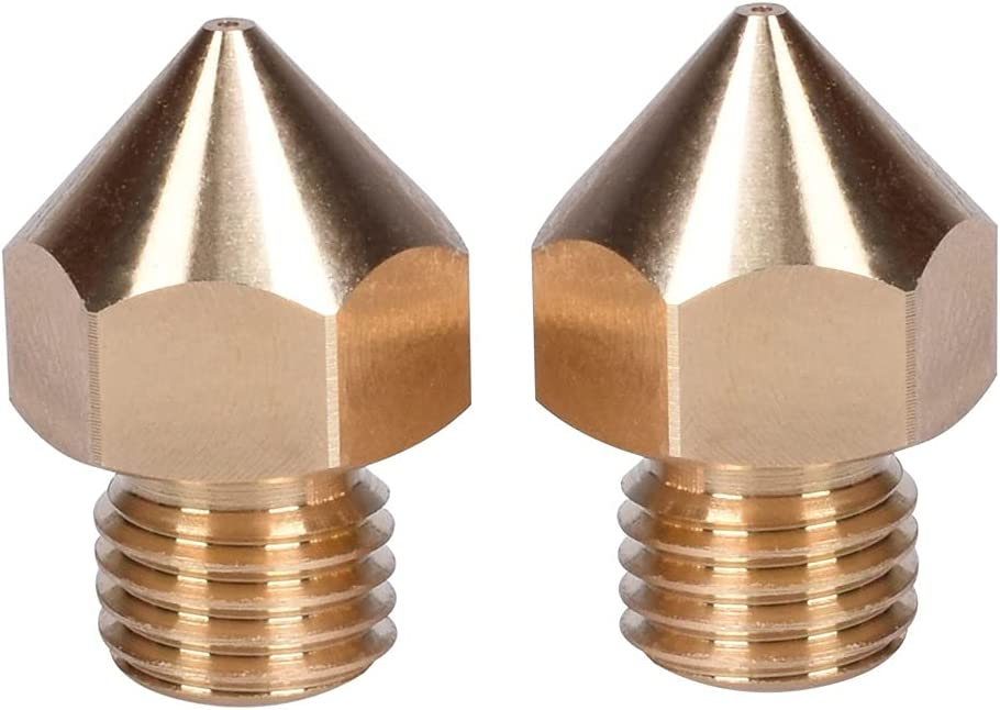 WANGYOUCAO Brass Nozzle m6 Thread 3D Louisville-Jefferson County Mall 1. Parts hotend Printer for Finally popular brand