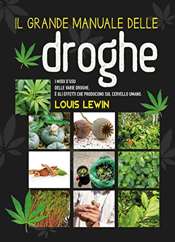manuale droghe