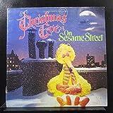 Christmas Eve on Sesame Street - 1978 Vinyl Record