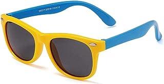 Auoeer - Auoeer con Caja Niños UV Gafas De Sol Polarizadas Polarizadas Gafas De Sol Polaroides Gafas De Sol para Niñas Bebés Gafas De Bebé Gafas Retro (Color : Jy82 He Car Case C8)