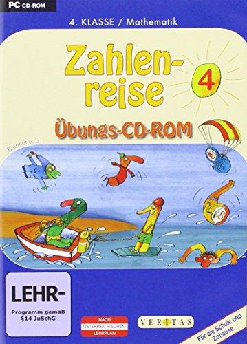 Zahlenreise 4. Schuljahr. CD-ROM [import allemand]