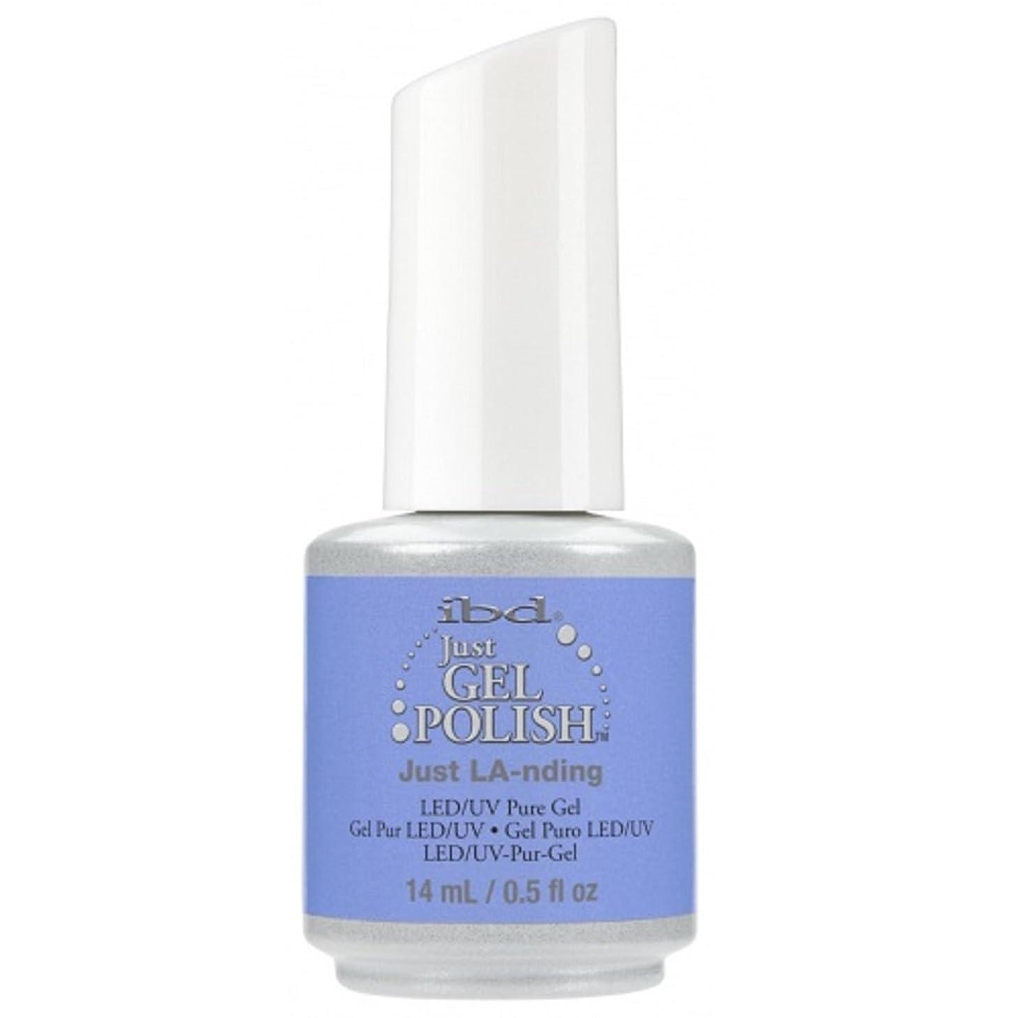 大学院コンベンション満州ibd Just Gel Nail Polish - Summer 2017 Destination Colour Collection - Just LA-nding - 14ml / 0.5oz