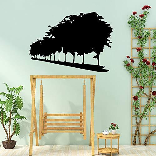 BailongXiao Große Baum wandaufkleber Baby Wohnzimmer Dekoration Aufkleber kreative Aufkleber Wohnzimmer Schlafzimmer 42x58 cm