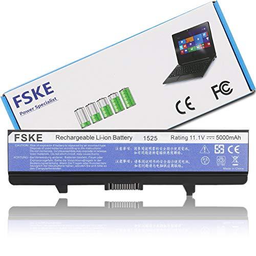 FSKE GW240 K450N X284G batería para DELL Inspiron 1545 1525 1750 Notebook Battery 11.1V 5000mAh 6 Células