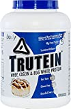 Body Nutrition Trutein Cinnabun 4 lbs Protein Shakes/Shake, Meal Replacement Drink Mix, Post/Pre...