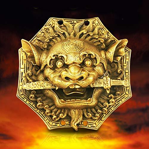 better us Chinese Feng Shui Brass Stereoscopic Beast...