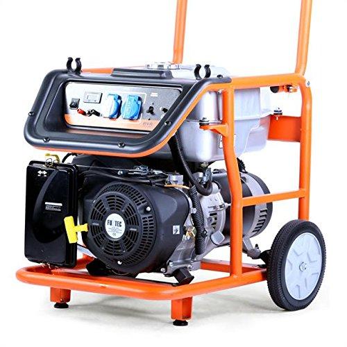FX-SG7500 Stromerzeuger 12KW Motor Stromaggregat Stromgenerator – TEST OBERKLASSE 1,5 - 2