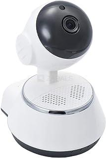 كاميرا مراقبة باتصال واي فاي ودقة عالية الوضوح اتش دي تتحرك لليمين واليسار وللأعلى والأسفل