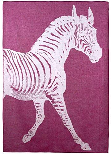 Thomaspaul Zebra Überwurf, Pflaume