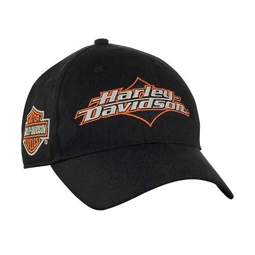 d7ec3a17 Harley-Davidson Men's Joy Ride Bar & Shield Baseball Cap - Black BC05230