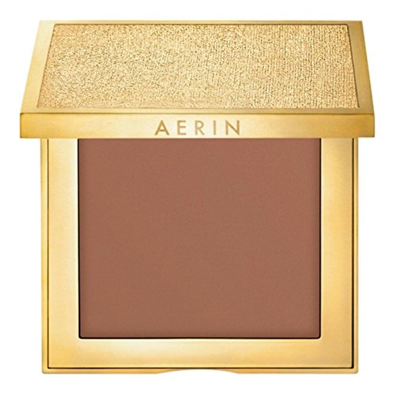 レーニン主義種類ハプニングAerin新鮮な肌コンパクトメイクアップレベル6 (AERIN) (x2) - AERIN Fresh Skin Compact Makeup Level 6 (Pack of 2) [並行輸入品]