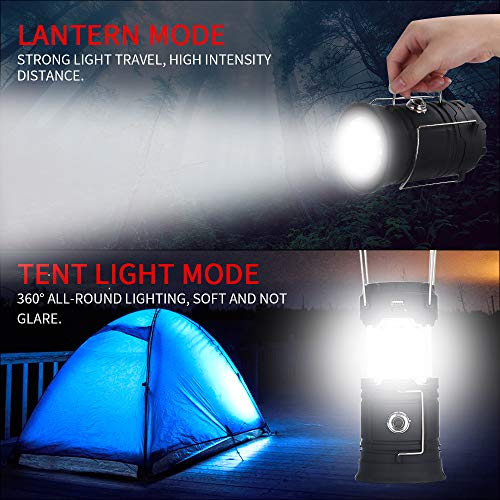 USB Rechargeable Tent Light Mini Portable Outdoor Camping Emergency Light //KT