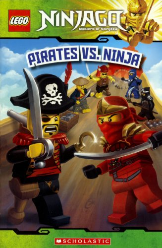 LEGO NINJAGO PIRATES VS NINJA (Ninjago, Masters of Spinjitzu)