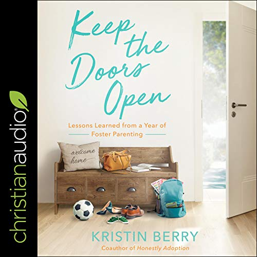 Keep the Doors Open cover art