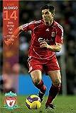 Fußball - Liverpool Xabi Alonso - Sport Poster Fußball