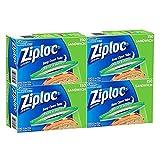 Ziploc Sandwich Bags (150 bags x 4 = 600 bags)