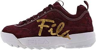 Fila Women's Disruptor II Premium, Basket Femme