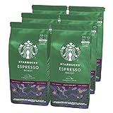 Starbucks Espresso Roast Café Molido De Tueste Intenso 6 Bolsa de 200g