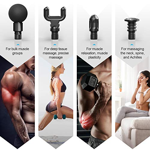 Massage Gun, RENPHO Deep Tissue Muscle Massager