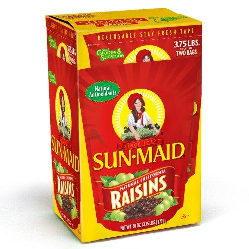 Sun-Maid Raisins - 30 oz. - 2 ct.