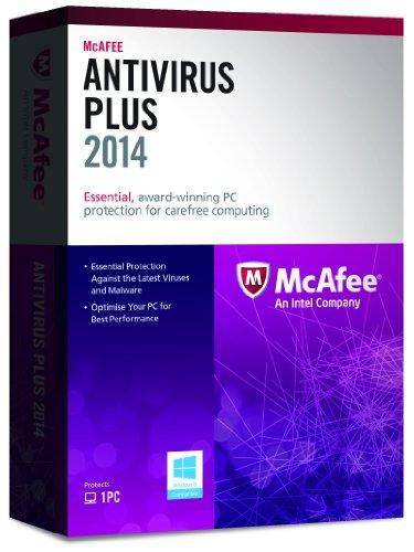 McAfee - McAfee AntiVirus Plus 2014