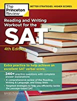 READING WRITING WORKOUT SAT 4E (COLLEGE TEST PREP)