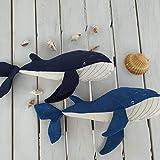 Wal, Spielzeug, Dekor, Kissen, gefüllte Maskottchen, handgemachtes Spielzeug, Kuscheltier, Wal für Baby