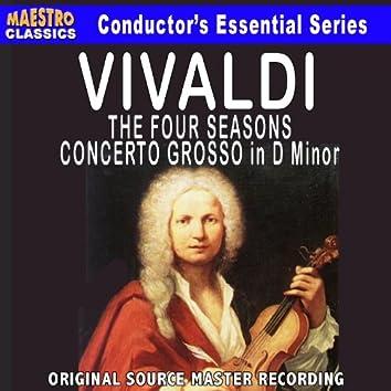Vivaldi: The Four Seasons - Concerto Grosso