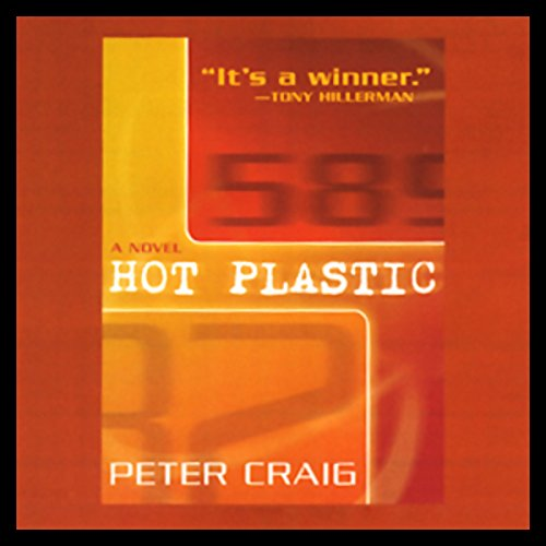 Hot Plastic audiobook cover art