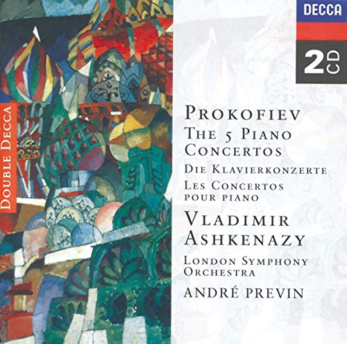 Prokofiev: The Piano Concertos