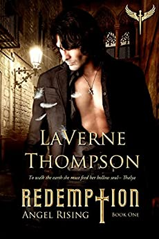 Angel Rising: Redemption Book 1 by [LaVerne Thompson, Fiona Jayde]