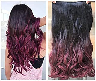 Best black and red ombre curly hair Reviews