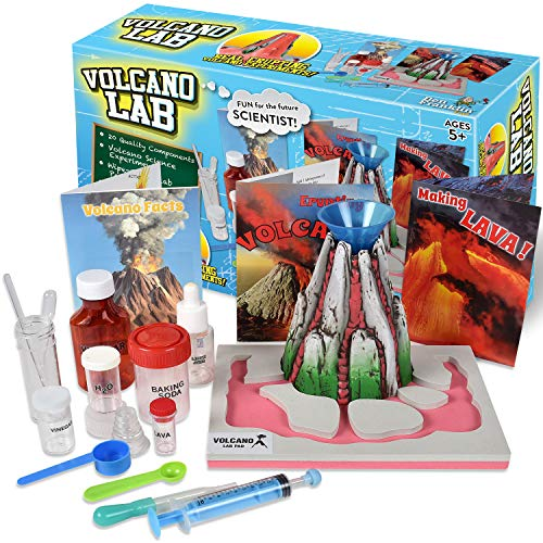 Thin Air Volcano Making Experiment Science Lab Kit