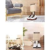 FQM Trockner-elektrisches Schuh-desodorierendes Mittel, automatischer Desinfektionsentfeuchter des Haushalts, Schuh-desodorierendes Mittel, intelligente konstante Temperatur,Gold -