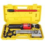 Extractor hidráulico para rodamientos, hidráulico - Kit de herramientas - Extractor de rodamientos - Juego de herramientas para extractores de rodamientos 10T