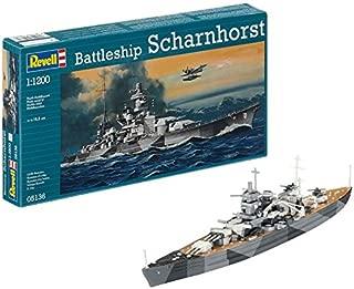 Revell Germany 1/1200 Battleship Scharnhorst Model Kit