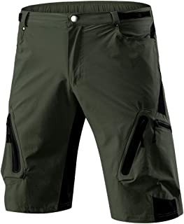 Men's Outdoor Hiking Shorts Lightweight Quick Dry Stretchy Shorts Camping, Climbing, Travel