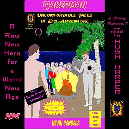 Nakedman audiobook cover art