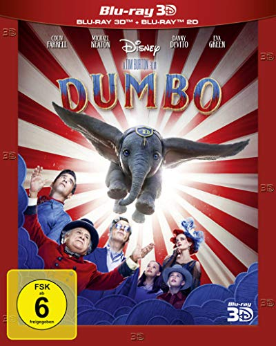 Dumbo (Live-Action) [3D Blu-ray]