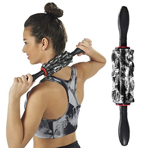 Trendy Faszienroller Ondas Wellen Massageroller Massage Pilates Faszien Rolle