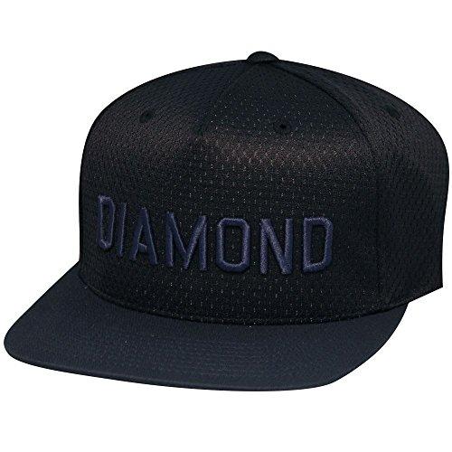 Diamond Supply Co. Jackson Snapback Navy