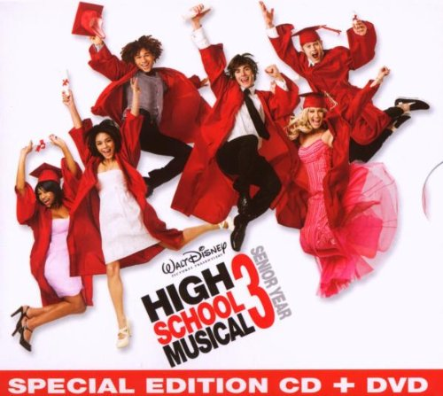 High School Musical 3: (CD+Making-Of-DVD)