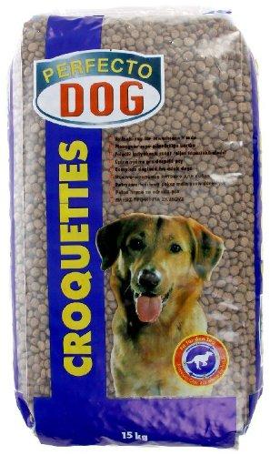 Hundetrockenfutter 2x15kg Sack Croquettes