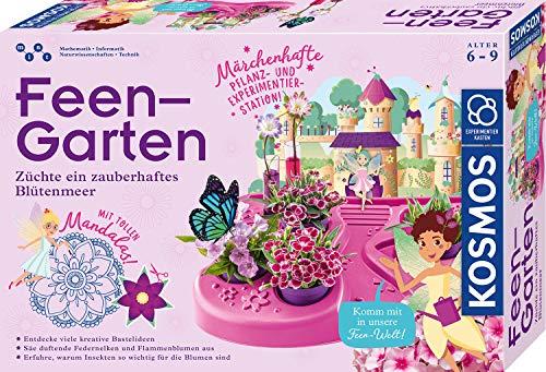 KOSMOS 632144 Feen-Garten Experimentierkasten