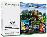Foto Xbox One S 500 GB + Minecraft Story Mode + Live 3m [Bundle]