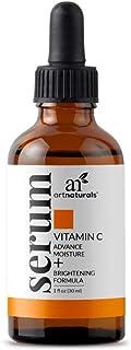 Vitamin C Serum with Hyaluronic Acid Organic ingredients