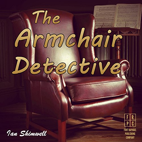 The Armchair Detective: Series One audiobook cover art